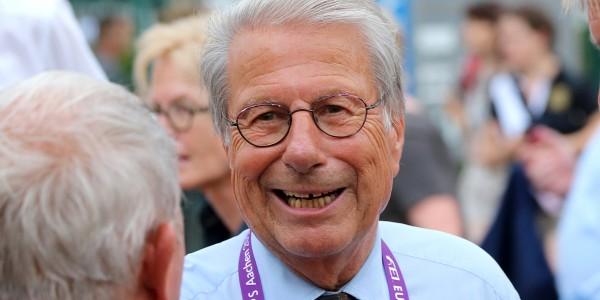 Dr. Volker Moritz wird 80 Jahre