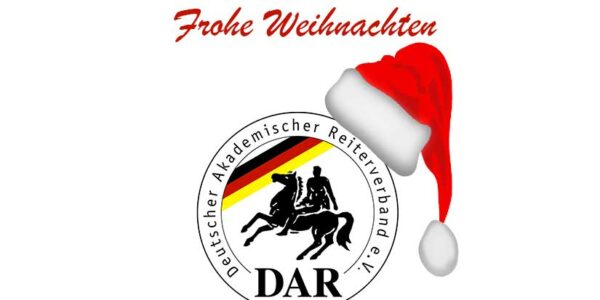 DAR wünscht frohe Weihnachten