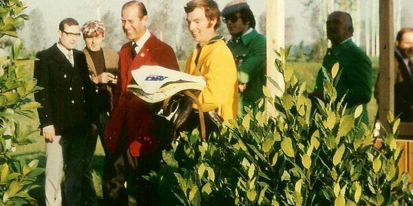 Prinz Philip verstorben
