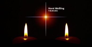 Todesanzeige Horst Weßling